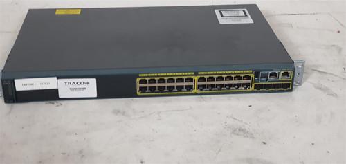 Cisco 2960-S 24ts-L 24 Port Switch (520-A22-74C)