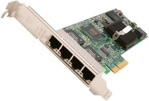 Intel E1G44ET2 network card Internal Ethernet 1000 Mbit/s (51F-F42-1F2)
