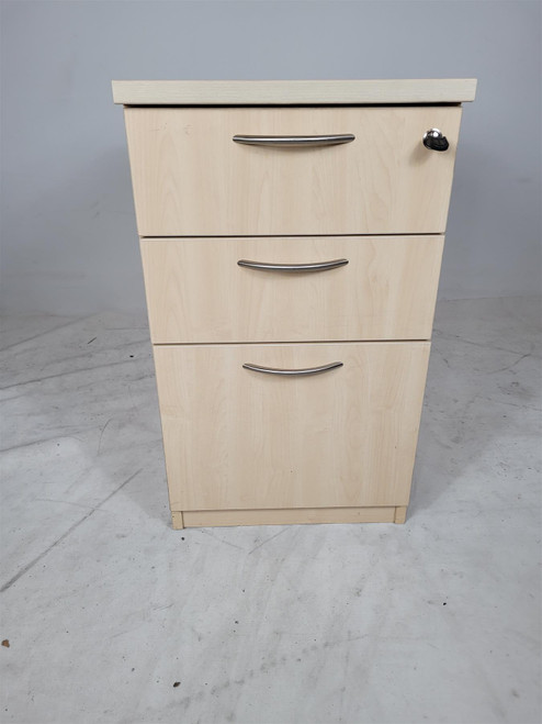 Pine 3 Drawer Pedestal (A96-577-C0A)
