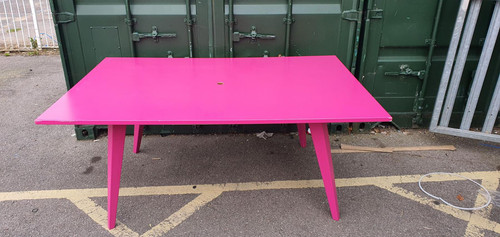 Hot Pink Large Boardroom Table (83C-D2D-183)
