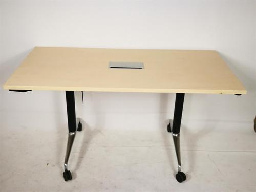 Beech Flip Top Table (20C-E11-555)