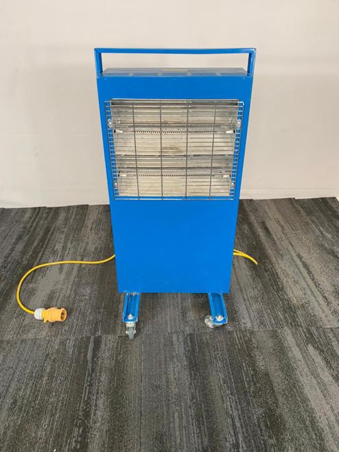 Broughton RG308 Infra-Red Quartz Heater 230V (2E7-F83-FF8)