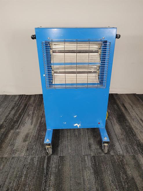 Broughton RG308 Infra-Red Quartz Heater (Rounded Handle)(BC4-C68-030)