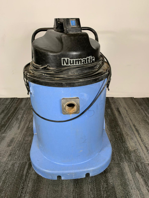 Numatic WVD1800PH Industrial Wet Vacuum Cleaner (Without Hose) (E29-F99-5FD)