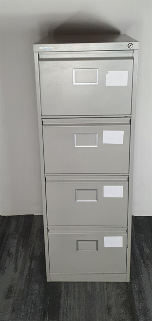 Natafax Metal 4 Drawer Filling Cabinet (469-E45-C0F)