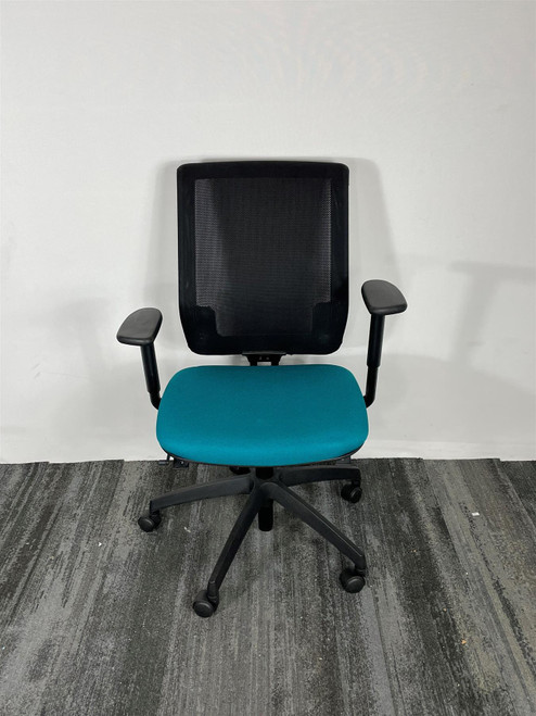 Teal Connection Task  Operator Chair (71F-815-607)