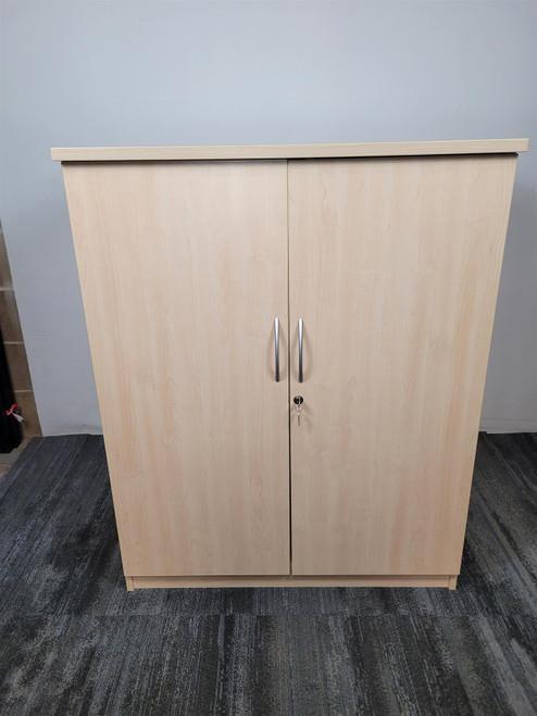 Pine Storage Cabinet (651-C33-F92)