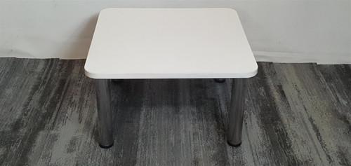 Small White Coffee Table (2B7-32E-CE9)