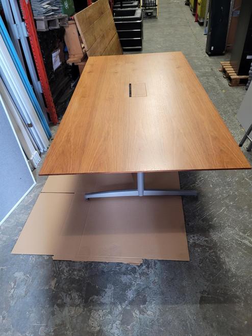 Burnished Oak Boardroom Table (118-BF2-E53)