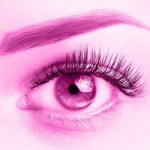 Hybrid Full Set Eyelash Extensions San Francisco