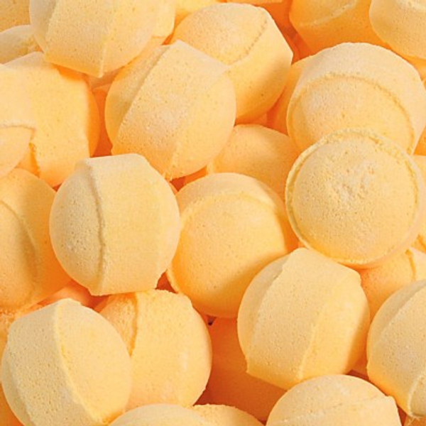 Lemon Mini Bath Bombs