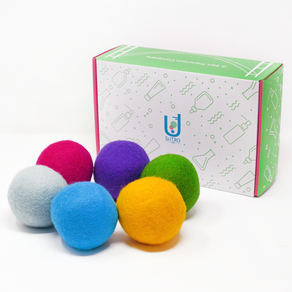 Gift Box [Wool Dryer Balls]