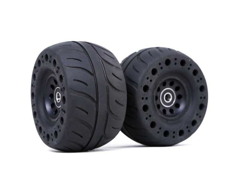 115mm Airless Rubber Wheels