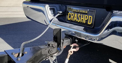 Crash Pad Trailer Hitch Expands Sales on Amazon, eBay