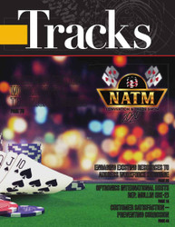 "Featured in ""Tracks"" Magazine"