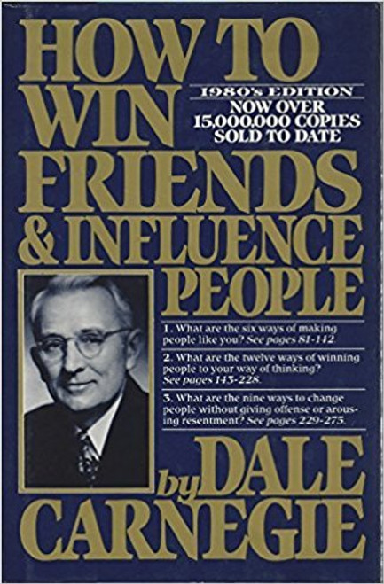 [067142517X] [9780671425173] How to Win Friends & Influence People Revised, Subsequent Edition - Hardcover