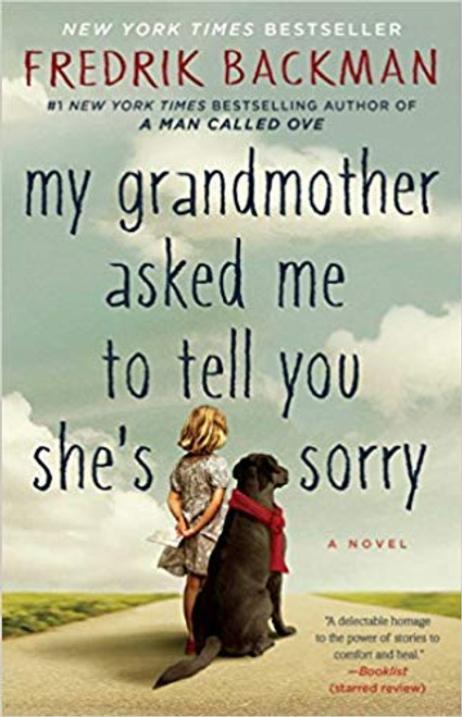 [By Fredrik Backman ] My Grandmother Asked Me to Tell You She's Sorry (Paperback)【2018】by Fredrik Backman (Author) (Paperback)