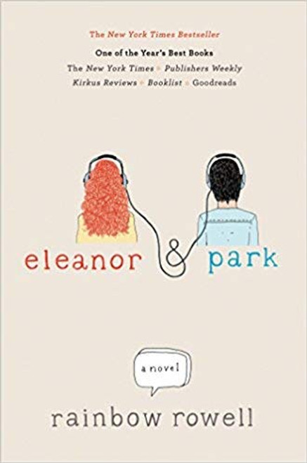 [By Rainbow Rowell ] Eleanor & Park (Hardcover)【2018】by Rainbow Rowell (Author) (Hardcover)