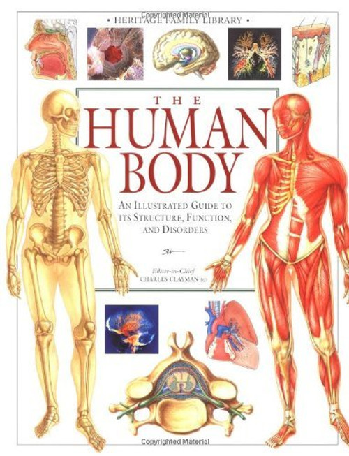 The Human Body (An Illustrated Guide to Its Structure, Function, and Disorders) (1995-04-04)
