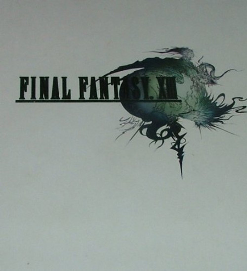 FINAL FANTASY XIII The Complete Official Guide Collector's Edition