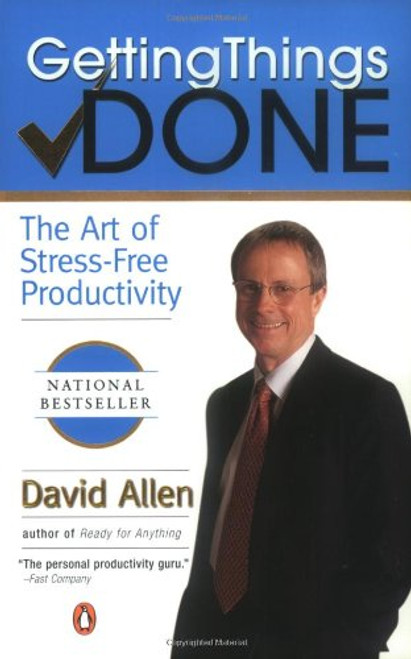 Getting Things Done: The Art of Stress-Free Productivity-1548042955