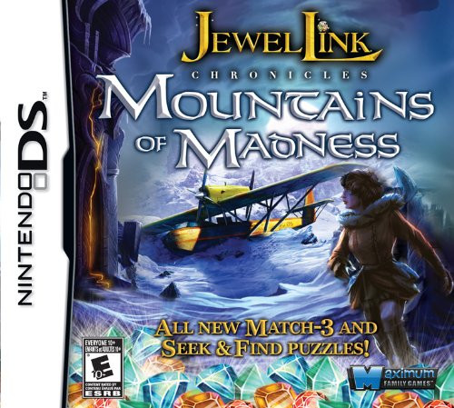 Jewel Link Chronicles: Mountains of Madness - Nintendo DS (view)