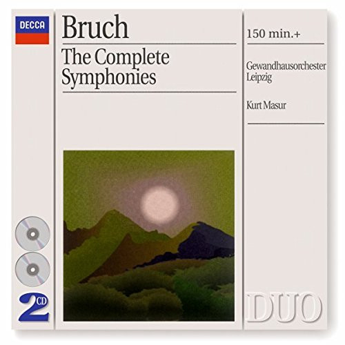 Bruch: The Complete Symphonies