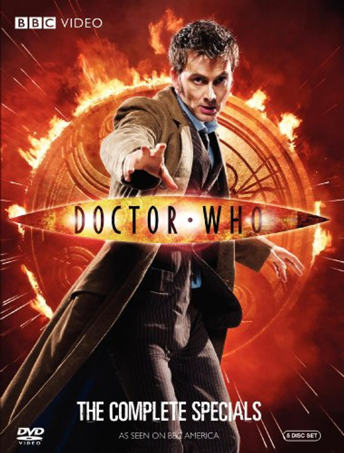 Doctor Who: The Complete Specials (The Next Doctor / Planet of the Dead / The Waters of Mars / The End of Time Parts 1 and 2