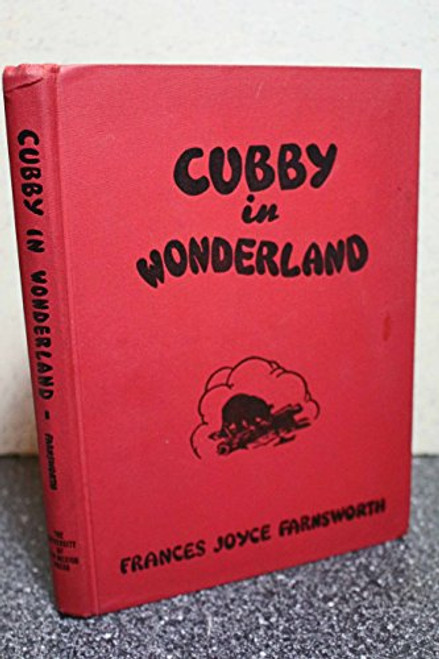 Cubby in wonderland