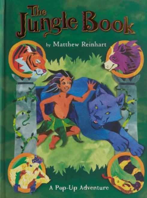 The Jungle Book: A Pop-Up Adventure (Classic Collectible Pop-ups