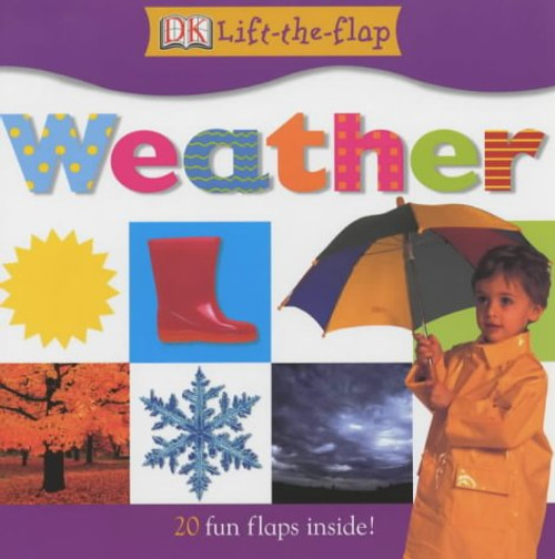 Weather (Lift-the-flap)