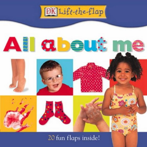 All About Me (Lift-the-flap)