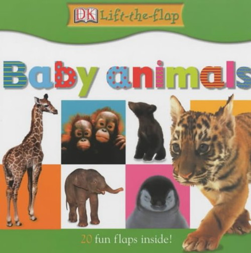 Baby Animals (Lift-the-flap)