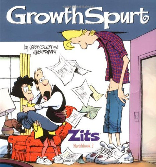 Growth Spurt: Zits Sketchbook 2
