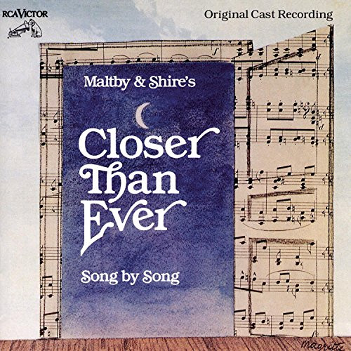Closer Than Ever: Original Cast Recording