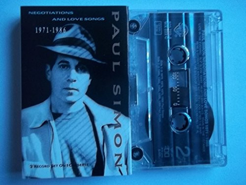 Negotiations by Paul Simon
