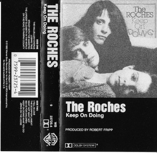 Keep on Doing by Roches