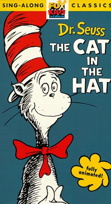 Dr. Seuss: The Cat in the Hat (Sing-Along Classics) [VHS]