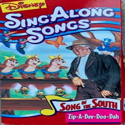 Disney's Sing Along Songs Zip-a-dee-doo-dah [VHS]