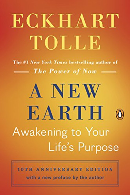 "Author: Eckhart Tolle  Brand: Unknown  Edition: Reprint  Features:      A New Earth: Awakening to Your Life's Purpose  ISBN: 9780452289963  Number Of Pages: 336  Publisher: Penguin  Release Date: 2008-01-30  Details: ""A wake-up call for the entire planet . . . [A New Earth] helps us to stop creating our own suffering and obsessing over the past and what the future might be, and to put ourselves in the now."" —Oprah Winfrey  With his bestselling spiritual guide The Power of Now, Eckhart Tolle inspired millions of readers to discover the freedom and joy of a life lived ""in the now."" In A New Earth, Tolle expands on these powerful ideas to show how transcending our ego-based state of consciousness is not only essential to personal happiness, but also the key to ending conflict and suffering throughout the world. Tolle describes how our attachment to the ego creates the dysfunction that leads to anger, jealousy, and unhappiness, and shows readers how to awaken to a new state of consciousness and follow the path to a truly fulfilling existence.  Illuminating, enlightening, and uplifting, A New Earth is a profoundly spiritual manifesto for a better way of life—and for building a better world.                   EAN: 9780452289963"