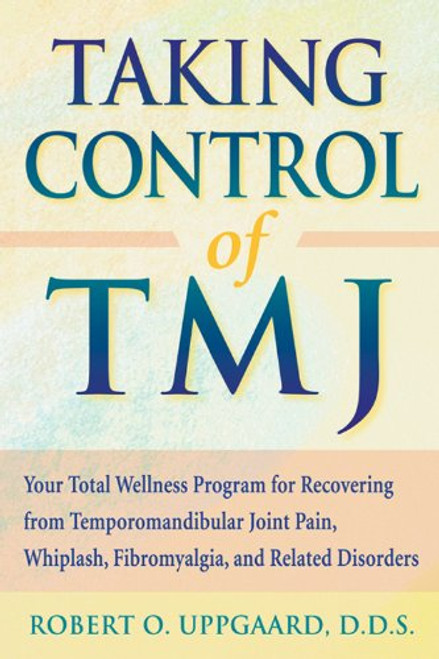 Author: Robert Uppgaard  Brand: Brand: New Harbinger Publications  Edition: 1  Features:      TMJ: Your Total Wellness Program for Recovering from Temporomandibular Joint Pain, Whiplash, Fibromyalgia, and Related Disorders Paperback     ASIN: 1572241268  ISBN: 1572241268  Number Of Pages: 200  Publisher: New Harbinger Publications  Details:  If you are among the 60 million people in the United States affected by TMJ disorder, then you may know what it's like to have your problem be misdiagnosed or go untreated. Perhaps you've undergone unnecessary and costly treatments to no avail. Dr. Uppgaard's Total Wellness Program will help you understand this painful condition, relieve its symptoms, prevent its recurrence, and avoid unnecessary surgery. This comprehensive guide also explores the connection TMJ disorder has to fibromyalgia and whiplash.  EAN: 9781572241268