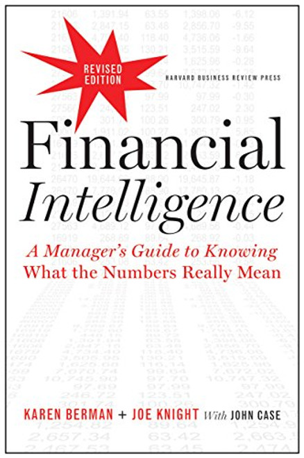 Author: Karen Berman  Brand: imusti  Edition: Revised, Expanded  Features:      Harvard Business School Press  ISBN: 9781422144114  Number Of Pages: 304  Publisher: Harvard Business Review Press