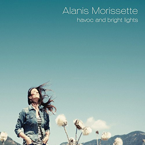 "Artist: Alanis Morissette  Genre: Rock  Number Of Discs: 1  Publisher: COLLECTIVE RECORDS  Release Date: 2012-08-28  Running Time: 52  Details: Multi-platinum, Grammy winning artist Alanis Morissette, is releasing her new album Havoc And Bright Lights, on August 28th (Collective Sounds/Sony RED). Produced by Guy Sigsworth (Björk, Madonna, Seal) and Joe Chiccarelli (Tori Amos, Elton John, My Morning Jacket, U2) and recorded in Los Angeles, the album marks the songstress' first release in four years.  ""This record, as always, is a snapshot of what I currently obsess about, care about, and what strikes me at 4 in the morning in my most introspective moments,"" says Morissette. ""It is my emotional, psychological, social and philosophical commentary through song. I can't wait to share it with this fun and funny planet, and to tour, and can't WAIT to have the lively, engaging and challenging conversations that these songs may invite.""  UPC: 853423003178  EAN: 0853423003178"