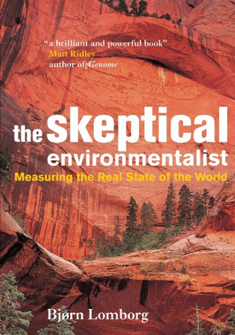 "Author: Bjorn Lomborg  Edition: 1st  Features:      Paperback with ""warm""looking scenery and landscape  ISBN: 9780521010689  Number Of Pages: 540  Publisher: Cambridge University Press  Release Date: 2001-09-10  Details: Bjørn Lomborg, a former member of Greenpeace, challenges widely held beliefs that the world environmental situation is getting worse and worse in his new book, The Skeptical Environmentalist. Using statistical information from internationally recognized research institutes, Lomborg systematically examines a range of major environmental issues that feature prominently in headline news around the world, including pollution, biodiversity, fear of chemicals, and the greenhouse effect, and documents that the world has actually improved. He supports his arguments with over 2500 footnotes, allowing readers to check his sources. Lomborg criticizes the way many environmental organizations make selective and misleading use of scientific evidence and argues that we are making decisions about the use of our limited resources based on inaccurate or incomplete information. Concluding that there are more reasons for optimism than pessimism, he stresses the need for clear-headed prioritization of resources to tackle real, not imagined, problems. The Skeptical Environmentalist offers readers a non-partisan evaluation that serves as a useful corrective to the more alarmist accounts favored by campaign groups and the media. Bjørn Lomborg is an associate professor of statistics in the Department of Political Science at the University of Aarhus. When he started to investigate the statistics behind the current gloomy view of the environment, he was genuinely surprised. He published four lengthy articles in the leading Danish newspaper, including statistics documenting an ever-improving world, and unleashed the biggest post-war debate with more than 400 articles in all the major papers. Since then, Lomborg has been a frequent participant in the European debate on environmentalism on television, radio, and in newspapers.  EAN: 9780521010689"