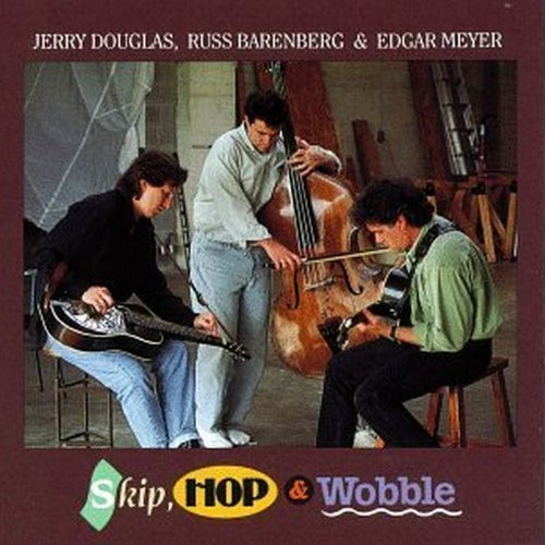 Skip Hop & Wobble by Douglas, Barenberg, Meyer (1993) Audio CD
