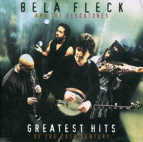 "Features:      Bela Fleck and the Flecktones- Greatest Hits of the Twentieth Century  Format: Import  Genre: Jazz  Publisher: Warner Bros  Release Date: 16-11-1999  Details: Greatest hits is both a handy retrospective for those who are already fans and the introduction of those who will be. Featuring the Grammy winning ""The Sinister Minister,"" and two previously unreleased tracks, ""Shocktime,"" and ""Road House Blues,"". This album spans Bela Fleck & the Flecktones six eclectic albums.  UPC: 93624730125  EAN: 93624730125"