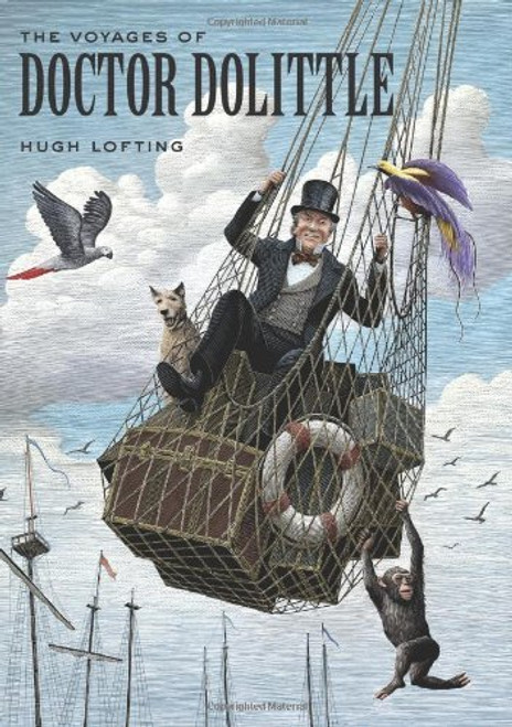 Author: Lofting  Edition: Reprint  Publisher: Sterling Children's Books, 2012  Release Date: 01-12-1721  Details: The Voyages of Doctor Dolittle by Lofting, Hugh [Sterling Children's Books, 2...  UPC: 783324945089  EAN: 783324945089