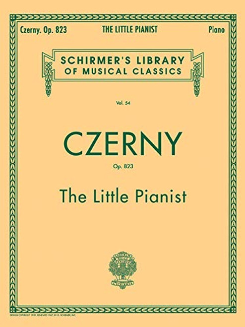 """Brand: G. Schirmer  Features:      64 pages     Size: 12"""" x 9""""     Composer: Carl Czerny     Piano SoloSeries: Piano MethodPublisher: G     Schirmer, Inc  Number Of Pages: 64  Publisher: G. Schirmer, Inc.  Release Date: 01-11-1986  Details: A group of resourceful kids start """"solution-seekers.com,"""" a website where """"cybervisitors"""" can get answers to questions that trouble them. But when one questioner asks the true meaning of Christmas, the kids seek to unravel the mystery by journeying back through the prophecies of the Old Testament. What they find is a series of """"S"""" words that reveal a """"spectacular story!"""" With creative characters, humorous dialogue and great music, The """"S"""" Files is a children's Christmas musical your kids will love performing.  UPC: 73999523904  EAN: 9780793525973"""