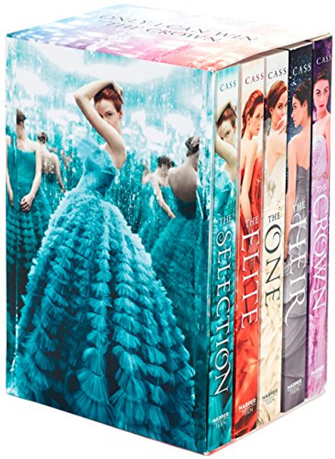 The Selection 5-Book Box Set: The Complete Series by Kiera Cass