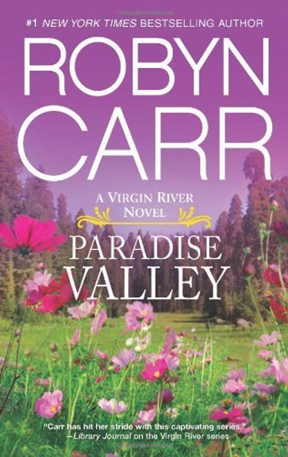 Paradise Valley (A Virgin River Novel) by Carr, Robyn